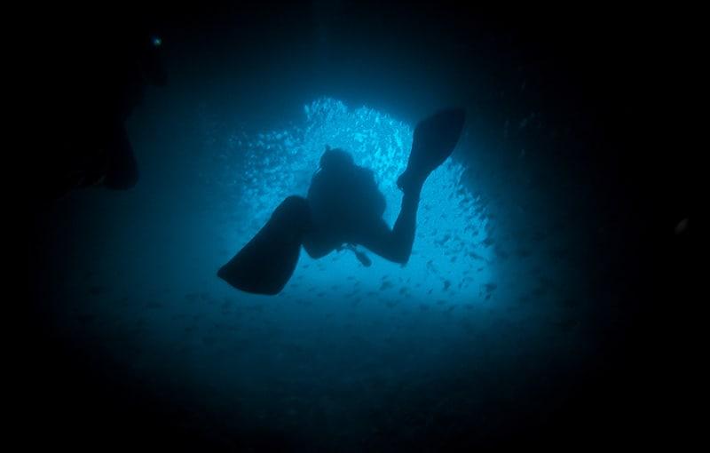 Phuket Dive Sites Koh Dok Mai - MV Giamani Liveaboard