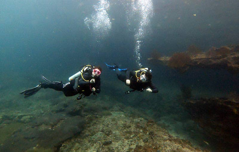 Viking Bay - Happy Divers
