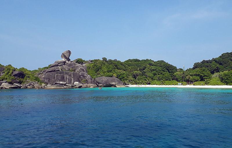 泰国斯米兰岛_斯米兰群岛潜水地点信息 泰国普吉船宿